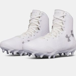 NWT Under Armour Highlight Molded Lacrosse Cleats